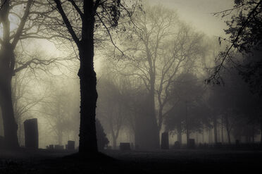 Cemetary by khizzle
