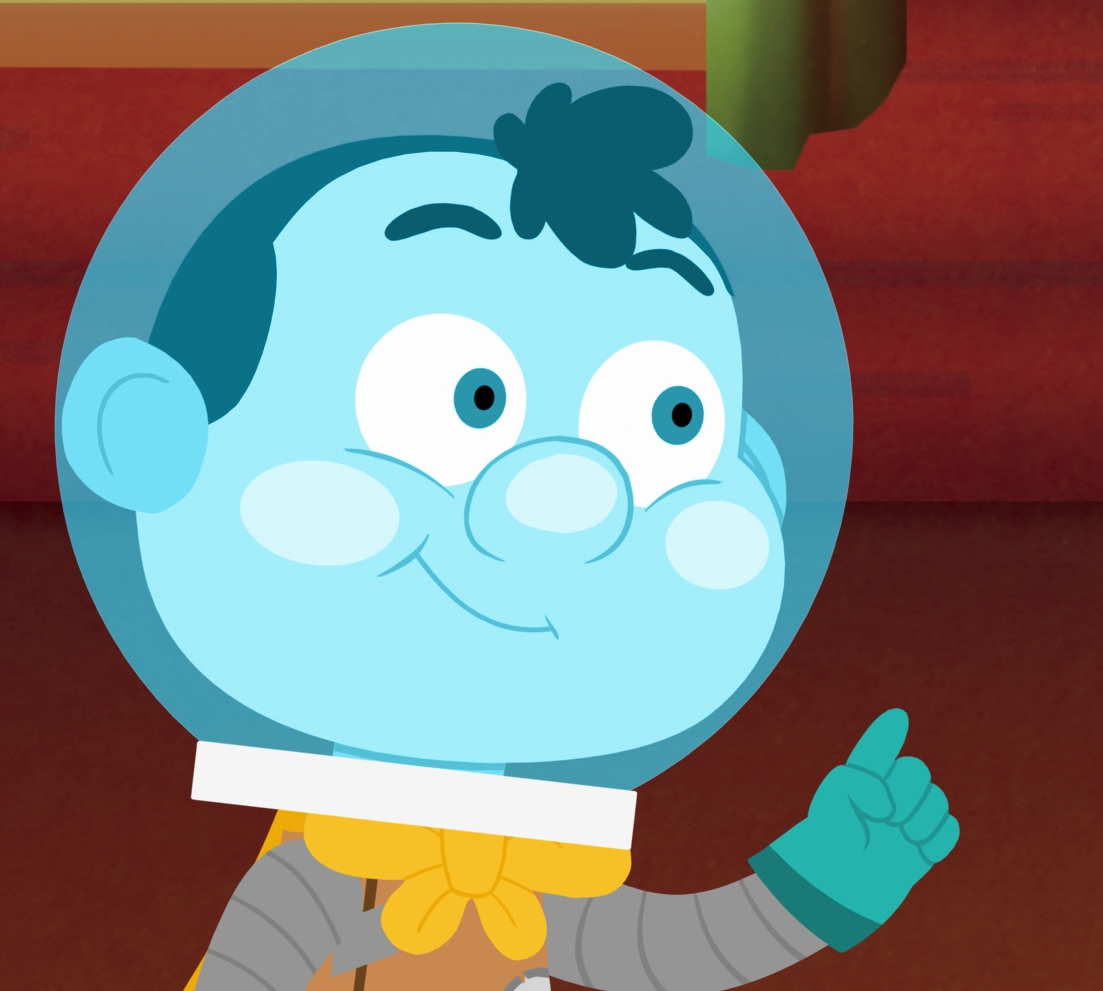 Quartermaster Appreciation Day Space Kid