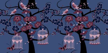 Harmony's cage theme