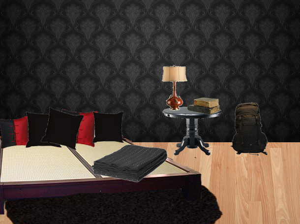 Lilith's room