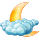 Cloudy-night-icon