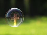 Faith strength bubble