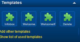 Add templates