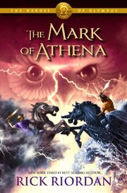 Mark of athena book cover