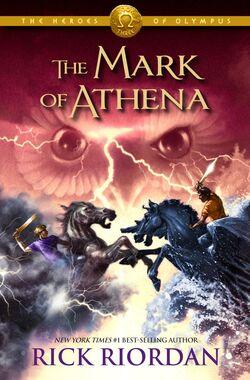 Mark of athena book cover