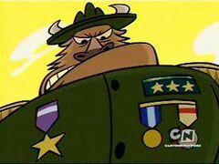 Commander hooha