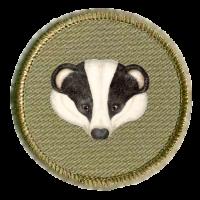 File:Badger badge.png
