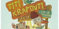 Titi Krapouti et cie Book 1
