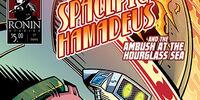 Spacepig Hamadeus Issue 3