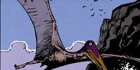 Unnamed Pterosaur