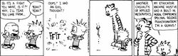 C&H Calvin's Good Side Turns Bad