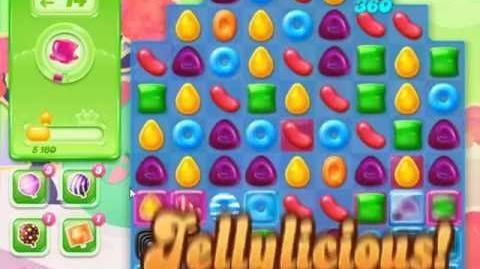Candy Crush Jelly Saga Level 373 - NO BOOSTERS