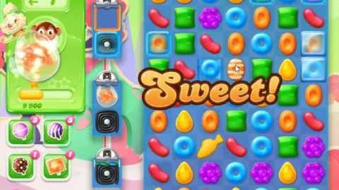 Candy Crush Jelly Saga Level 371 - NO BOOSTERS