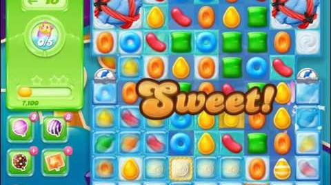 Candy Crush Jelly Saga Level 425 (3 star, No boosters)