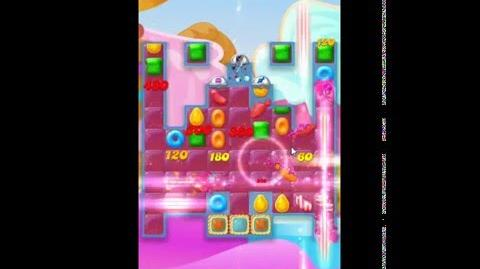 Candy Crush Jelly Saga Level 124 No Boosters-0