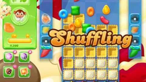 Candy Crush Jelly Saga Level 327