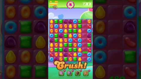 Candy crush jelly saga Level 462