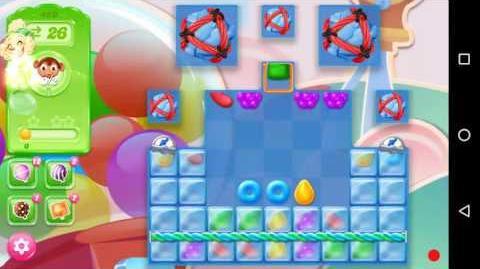Candy Crush Jelly Saga - Level 450 (Ver