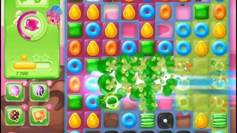 Candy Crush Jelly Saga Level 75 NO BOOSTER