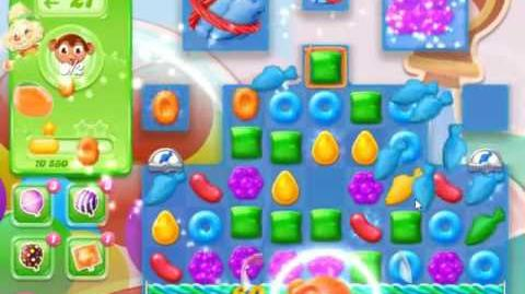 Candy Crush Jelly Saga Level 450 - NO BOOSTERS