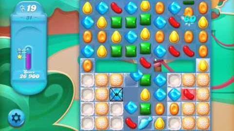 Candy Crush Jelly Saga Level 31