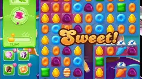 Candy Crush Jelly Saga Level 430 (No boosters)