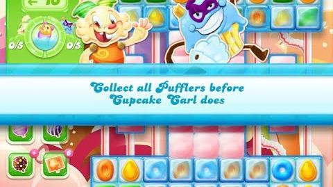 Candy Crush Jelly Saga Level 897 (No boosters)