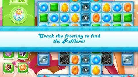 Candy Crush Jelly Saga Level 890 (3 star, No boosters)