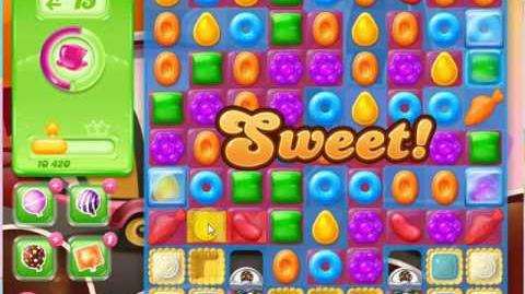 Candy Crush Jelly Saga Level 383 ★★★