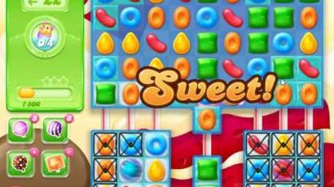Candy Crush Jelly Saga Level 326 - NO BOOSTERS