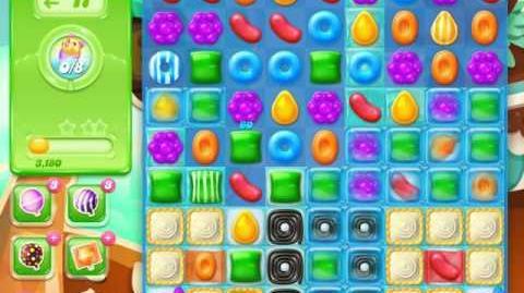 Candy Crush Jelly Saga Level 355