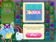 Puffler boss level instruction 3