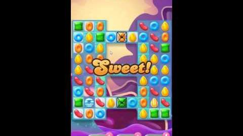 Candy Crush Jelly Saga Level 117 New No Boosters