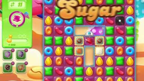 Candy Crush Jelly Saga Level 211 Gameplay