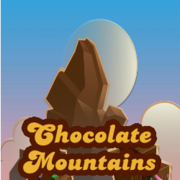 Chocolate Mountains Background