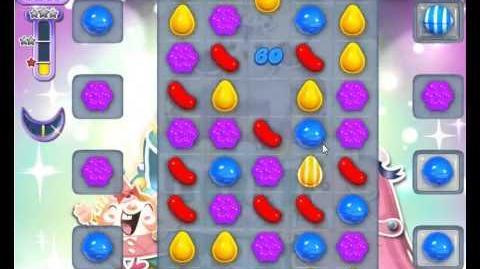 Candy Crush Saga Dreamworld Level 207 (Traumwelt)