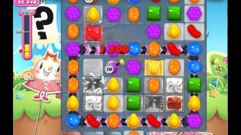 Candy Crush Saga Level 737 NO BOOSTER