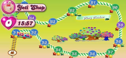 Minty Meadow Map Mobile
