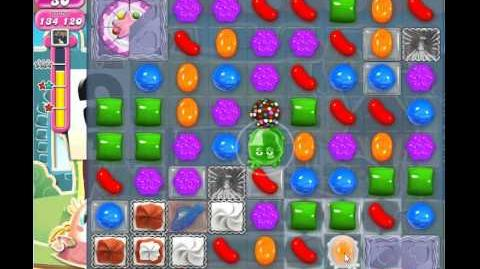 Candy Crush Saga, Level 678, 3 Stars, No Boosters