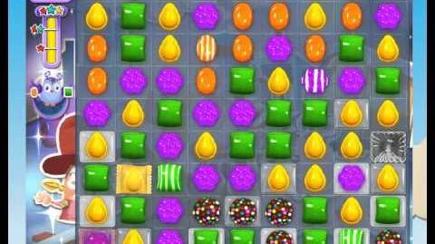 Candy Crush Saga - DreamWorld level 447 (No Boosters)