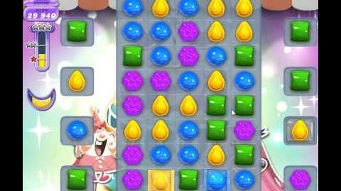 Candy Crush Saga Dreamworld Level 207 No Booster