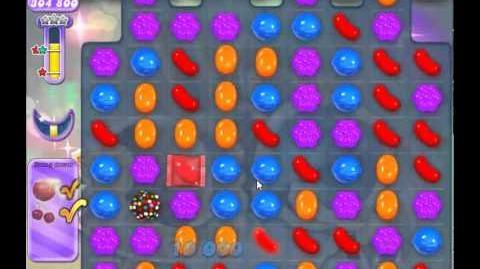 Candy Crush Saga Dreamworld Level 525 (Traumwelt)