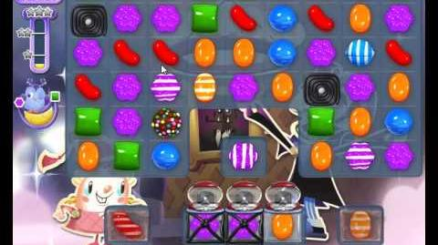Candy Crush Saga Dreamworld Level 218 (Traumwelt) Moonstruck Abortion Bug