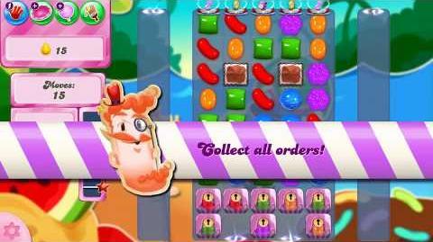Candy Crush Saga Level 2520