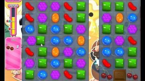 Candy crush saga - level 684 - 3 stars no booster used