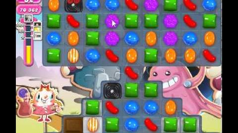 Candy Crush Saga Level 89 - 2 Star - no boosters