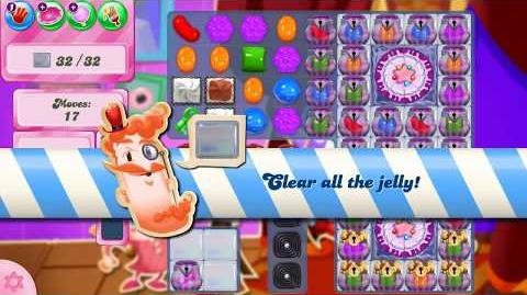 Candy Crush Saga Level 2585 NO BOSTERS
