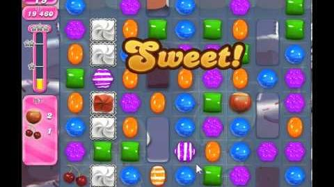 Candy Crush Saga Level 352 - 3 Star - no boosters