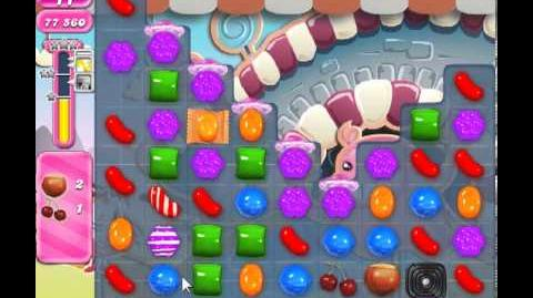 Candy Crush Saga Level 87 - 2 Star - no boosters