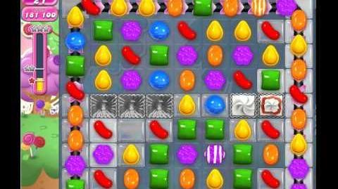Candy Crush Saga Level 958 (No booster)